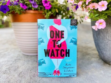 One to watch novel by kate stayman-london